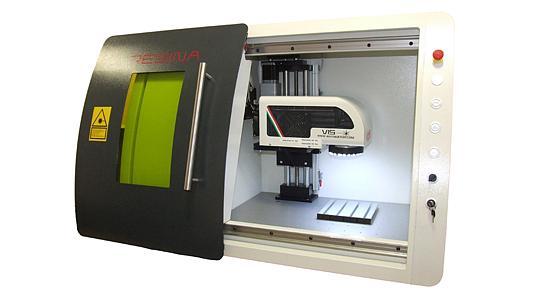 Laserové pracovisko Automator