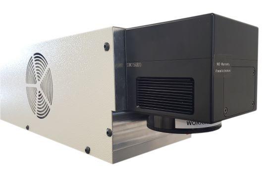 Laser CO2 pre značenie a gravírovanie